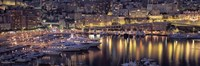 Harbor, Monte Carlo, Monaco Fine-Art Print