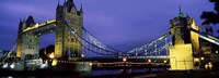 Tower Bridge, London, United Kingdom Fine-Art Print