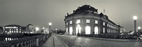 Bode-Museum on the Museum Island at the Spree River, Berlin, Germany Fine-Art Print
