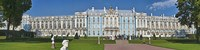 Facade of Catherine Palace, St. Petersburg, Russia Fine-Art Print