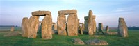 England, Wiltshire, Stonehenge Fine-Art Print