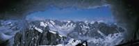 Cave Mt Blanc France Fine-Art Print