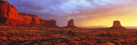 Sunrise, Monument Valley, Arizona, USA Fine-Art Print