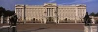 View Of The Buckingham Palace, London, England, United Kingdom Fine-Art Print