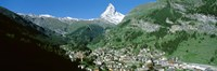 Zermatt, Switzerland (horizontal) Fine-Art Print