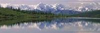 Wonder Lake Denali National Park AK USA Fine-Art Print