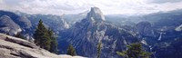 Half Dome High Sierras Yosemite National Park CA Fine-Art Print