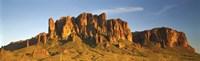 Superstition Mountains, Arizona, USA Fine-Art Print