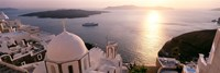 View of Santorini, Greece Fine-Art Print