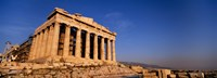 Ruins of a temple, Parthenon, Athens, Greece Fine-Art Print