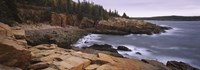 Monument Cove, Mount Desert Island, Acadia National Park, Maine Fine-Art Print