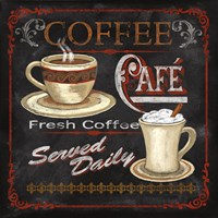 Coffee Cafe Fine-Art Print