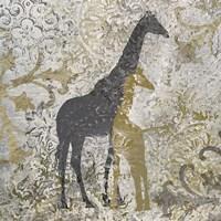 Giraffes Exotiques Fine-Art Print