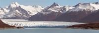 Moreno Glacier, Argentino Lake, Argentine Glaciers National Park, Santa Cruz Province, Patagonia, Argentina Fine-Art Print