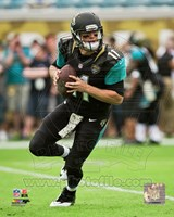 Blaine Gabbert with the ball 2013 Fine-Art Print