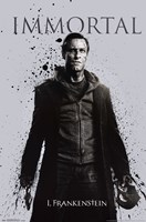 I, Frankenstein - Immortal Wall Poster