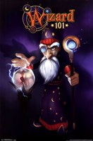 Wizard101 - Merle Ambrose Wall Poster
