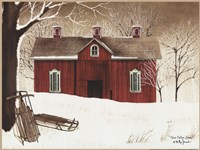 New Fallen Snow Fine-Art Print