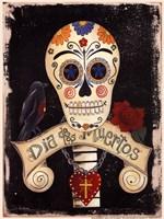 Dia de Los Meurtos Fine-Art Print