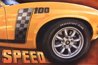 Speed Fine-Art Print