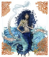 Mermaid Fine-Art Print