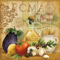 Italian Kitchen I Fine-Art Print