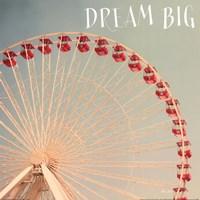 The Great White - Dream Big Fine-Art Print