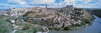 Aerial view of Toledo Spain Fine-Art Print