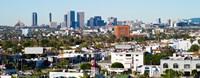 Century City, Beverly Hills, Wilshire Corridor, Los Angeles, California, USA Fine-Art Print