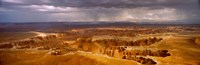 Storm clouds over Canyonlands National Park, Utah Fine-Art Print