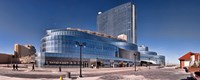 Newest Revel casino at Atlantic City, Atlantic County, New Jersey, USA Fine-Art Print