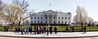 White House, Washington DC Fine-Art Print