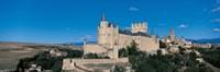 Alcazar Segovia Spain Fine-Art Print