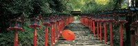 Kibune Shrine Kyoto Japan Fine-Art Print