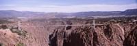 Royal Gorge Suspension Bridge, Colorado, USA Fine-Art Print