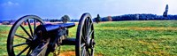 Cannon at Manassas National Battlefield Park, Manassas, Prince William County, Virginia, USA Fine-Art Print