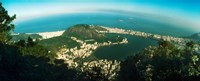 Corcovado, Rio de Janeiro, Brazil Fine-Art Print