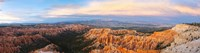 Bryce Canyon from Bryce Point in the evening, Bryce Canyon National Park, Utah, USA Fine-Art Print