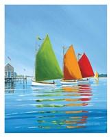 Cape Cod Sail Fine-Art Print