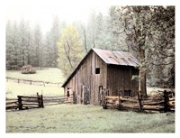 Barn near Sonora Fine-Art Print