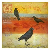 Crow Crossroads Fine-Art Print