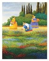 Spring Gathering Fine-Art Print