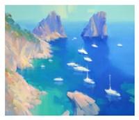 Capri II Fine-Art Print