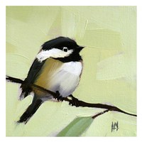 Chickadee No. 143 Fine-Art Print