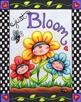 Just Bloom Fine-Art Print