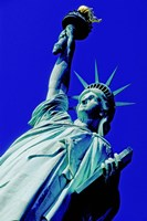 Statue Of Liberty, New York City Fine-Art Print