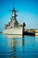 USS Missouri, Pearl Harbor, Honolulu, Oahu, Hawaii Fine-Art Print