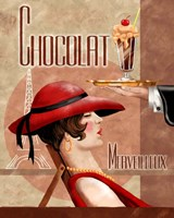 French Chocolate I Fine-Art Print