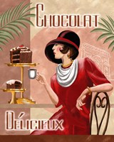 French Chocolate II Fine-Art Print