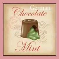German Chocolate Mint Fine-Art Print